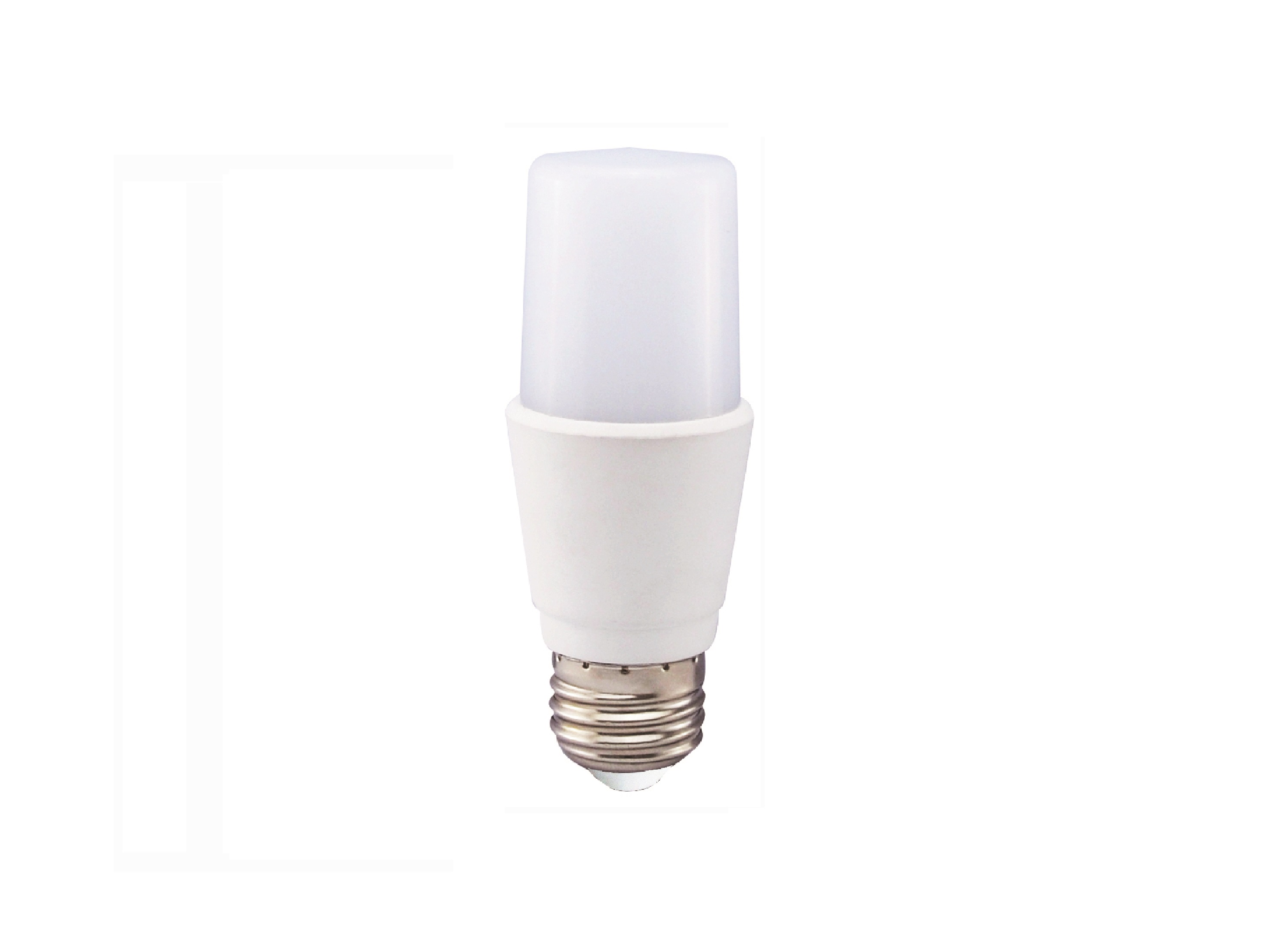 LÁMP.TUBULAR LED 9W T40 E27 3000K